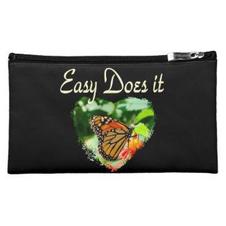 BUTTERFLY EASY DOES IT PHOTO MAKEUP BAG