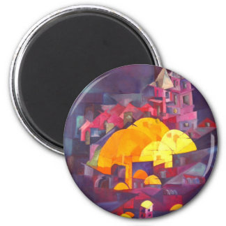 Butterfly Effect 2 Inch Round Magnet