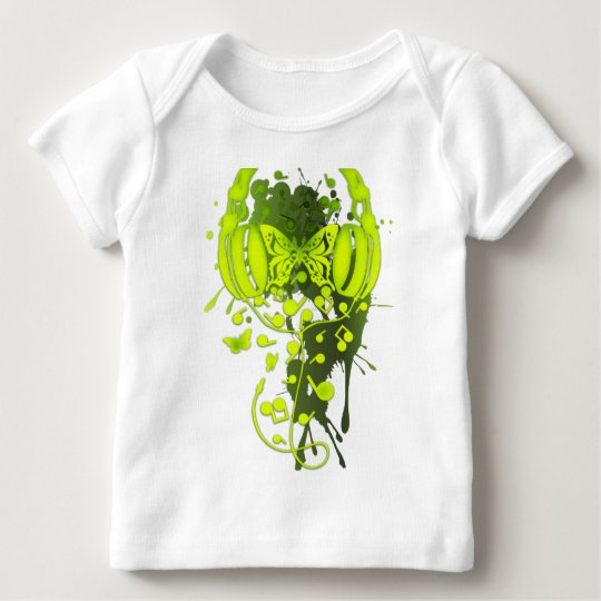 Butterfly_Effect Baby T-Shirt