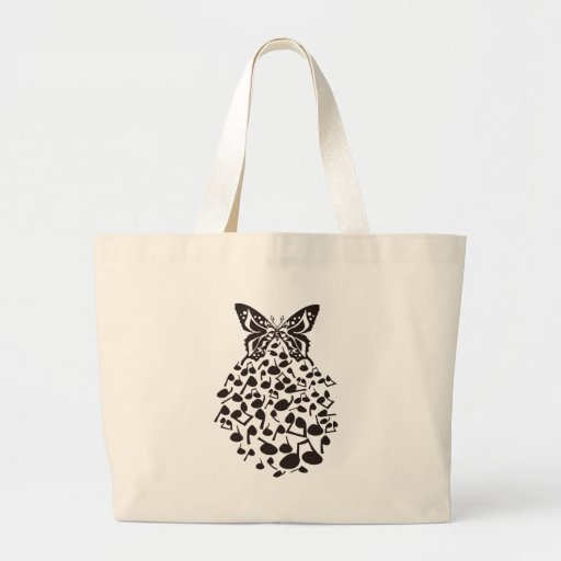 Butterfly_Effect Canvas Bag