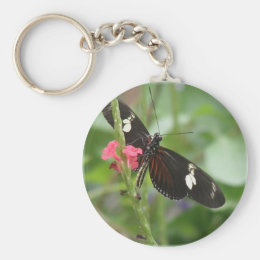 Butterfly Effect Keychain
