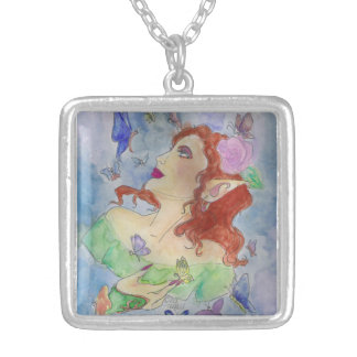 Butterfly Enchantment Necklace