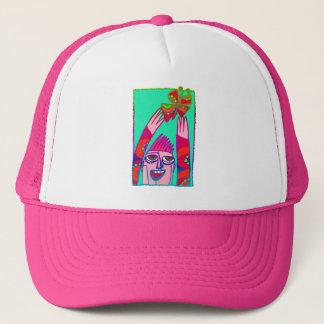 Butterfly Escape Trucker Hat