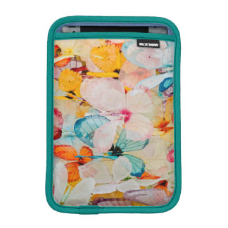 Butterfly exhibit sleeve for iPad mini