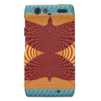 Butterfly Exotic Diamond Infinity Golden Fire GIFT Motorola Droid RAZR Covers