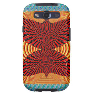 Butterfly Exotic Diamond Infinity Golden Fire GIFT Samsung Galaxy S3 Cases