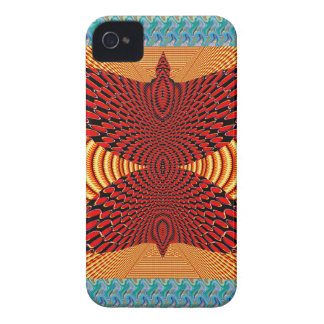 Butterfly Exotic Diamond Infinity Golden Fire GIFT iPhone 4 Cases