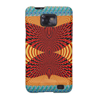 Butterfly Exotic Diamond Infinity Golden Fire GIFT Galaxy S2 Cases