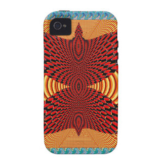 Butterfly Exotic Diamond Infinity Golden Fire GIFT iPhone 4 Case
