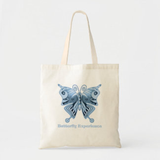 Butterfly Experience draagtas: Shirt to design Tote Bag