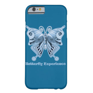 Butterfly Experience iphone6/6s shirt to design Barely There iPhone 6 Case