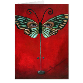 Butterfly Eyes Cards