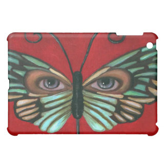 Butterfly Eyes Case For The iPad Mini