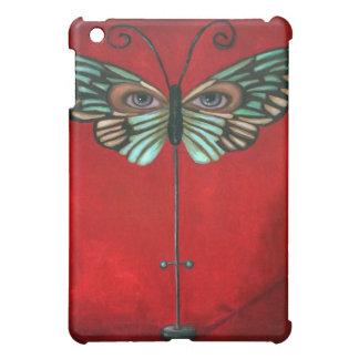 Butterfly Eyes iPad Mini Cases