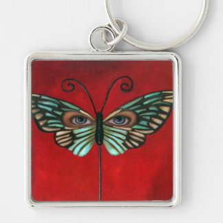 Butterfly Eyes Keychains