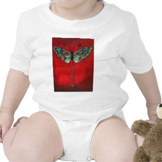 Butterfly Eyes T Shirt