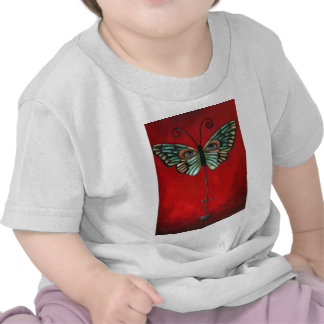 Butterfly Eyes T-shirts
