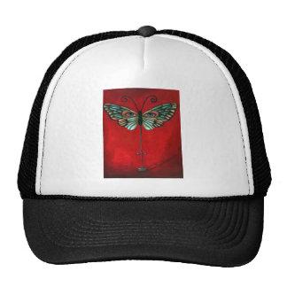Butterfly Eyes Trucker Hat