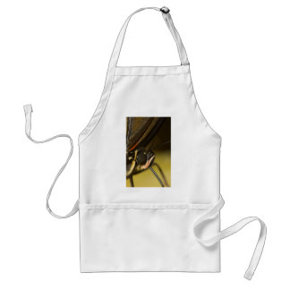 Butterfly Face Adult Apron