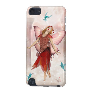 Butterfly Faeiry and Hummingbirds iPod Touch (5th Generation) Cover