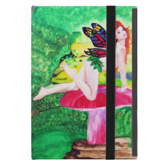 Butterfly Fairies Watercolor iCase iPad Mini Case
