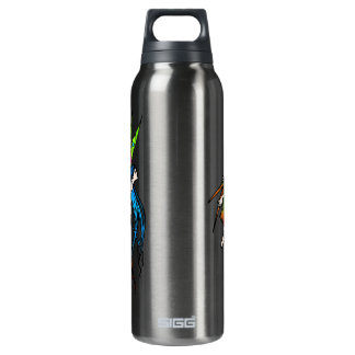 Butterfly Fairy 16 Oz Insulated SIGG Thermos Water Bottle