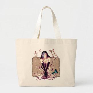 Butterfly Fairy Canvas Bag