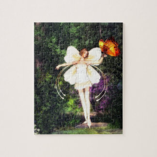 Butterfly fairy dance Puzzle