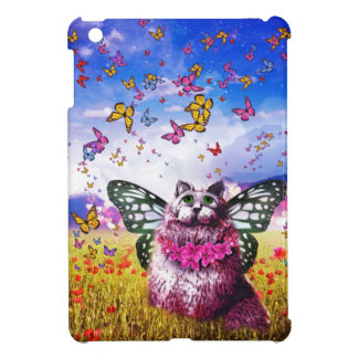 Butterfly Fairy Kat iPad Mini Cover
