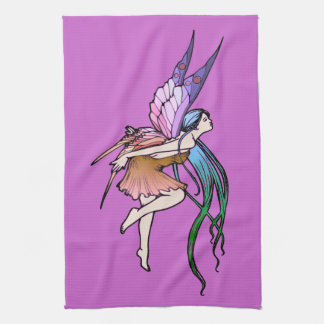 Butterfly Fairy Kitchen Towel