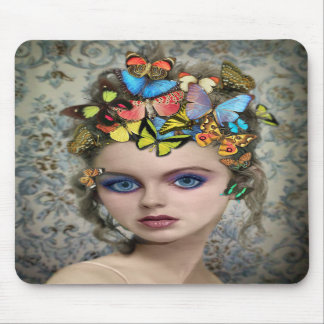 Butterfly Fairy Mousepad