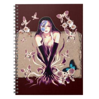 Butterfly Fairy Notebook