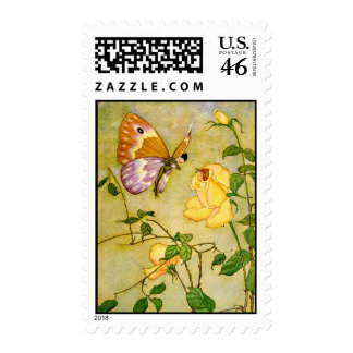 Butterfly Fairy Stamps