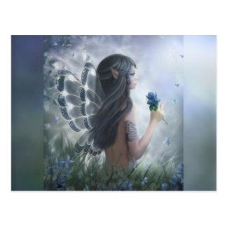 Butterfly Fairy Postcard