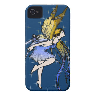 Butterfly Fairy Sparkles iPhone 4 Case-Mate Case