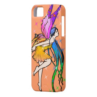 Butterfly Fairy Sparkles iPhone SE/5/5s Case