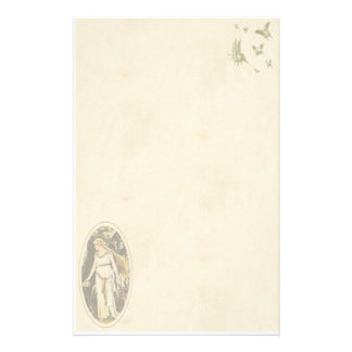 Butterfly Fairy Stationery