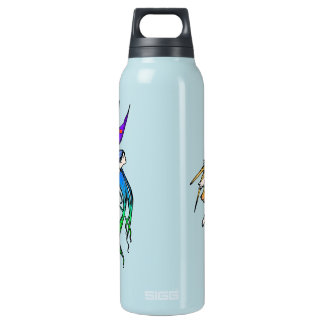 Butterfly Fairy Thermos Water Bottle