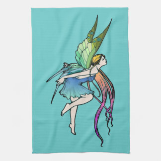 Butterfly Fairy Towels