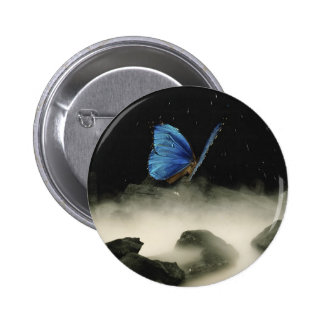 Butterfly Fantasy 2 Inch Round Button