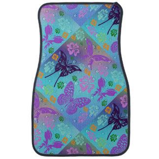 Butterfly Fantasy Car Floor Mat