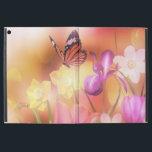 "Butterfly fantasy garden iPad pro case<br><div class=""desc"">Butterfly fantasy garden iPad pro case</div>"