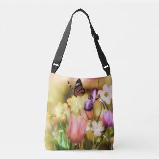 Butterfly fantasy garden Tote bag