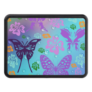 Butterfly Fantasy Hitch Cover