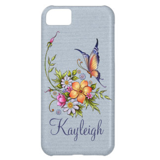 Butterfly Fantasy iPhone 5C Cover