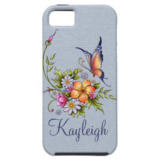 Butterfly Fantasy iPhone SE/5/5s Case