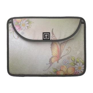 Butterfly Fantasy Sleeve For MacBook Pro