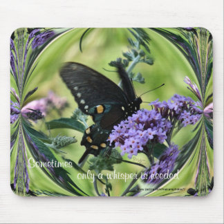 Butterfly Fantasy Mousepad - customize