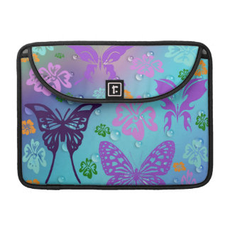 Butterfly Fantasy Sleeve For MacBooks