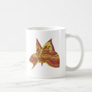 butterfly fascination 3d coffee mug